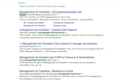Cairn Experts : le management de transition