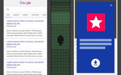 Les sites ayant des insterstitiels (pop-up publicitaire) bientôt pénalisés par Google dans leur référencement naturel