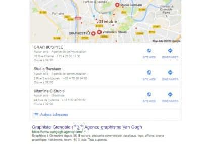 Première agence de graphisme sur Grenoble